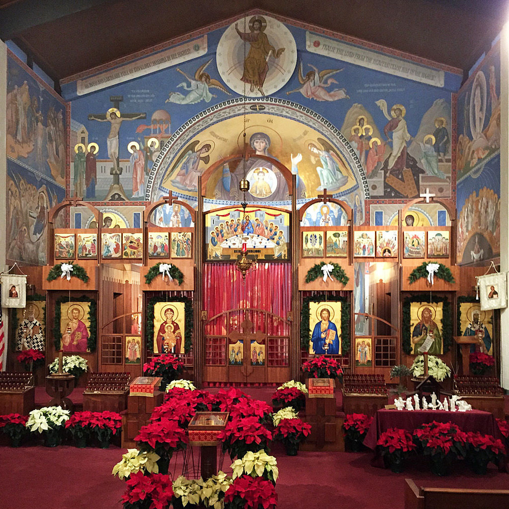 Archdiocese Of Washington Iconography Project In